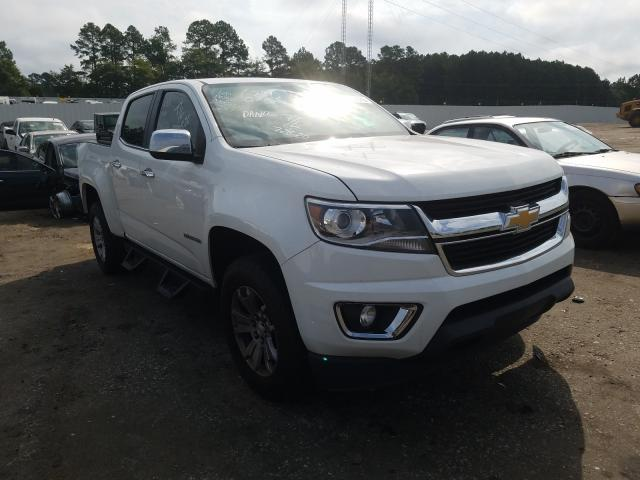 Salvage cars for sale from Copart Loganville, GA: 2015 Chevrolet Colorado L