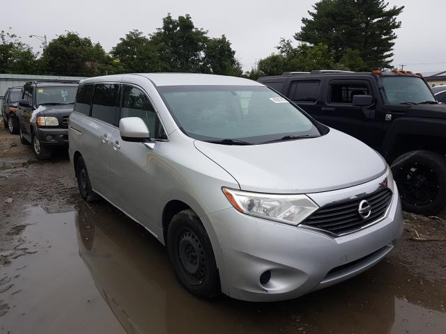 Nissan Quest S salvage cars for sale: 2011 Nissan Quest S