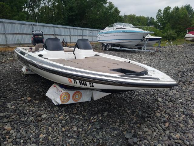 Salvage 2005 Skeeter TZX200 for sale