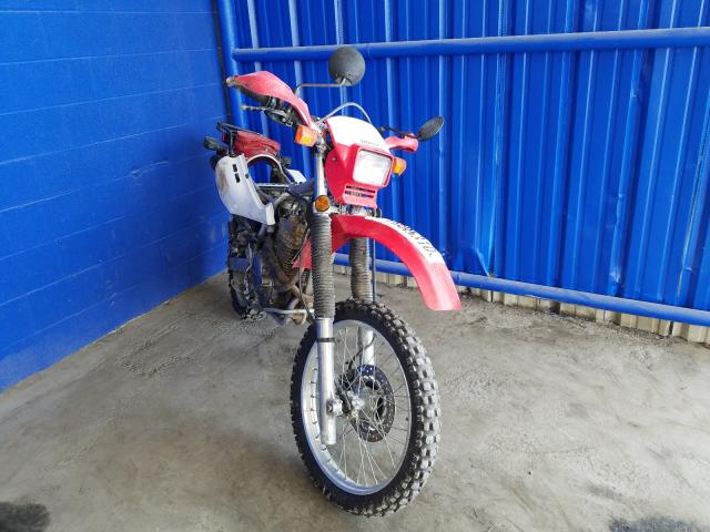 Salvage cars for sale from Copart Cartersville, GA: 2000 Honda XR650 L