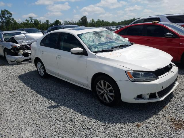 Volkswagen salvage cars for sale: 2011 Volkswagen Jetta SE