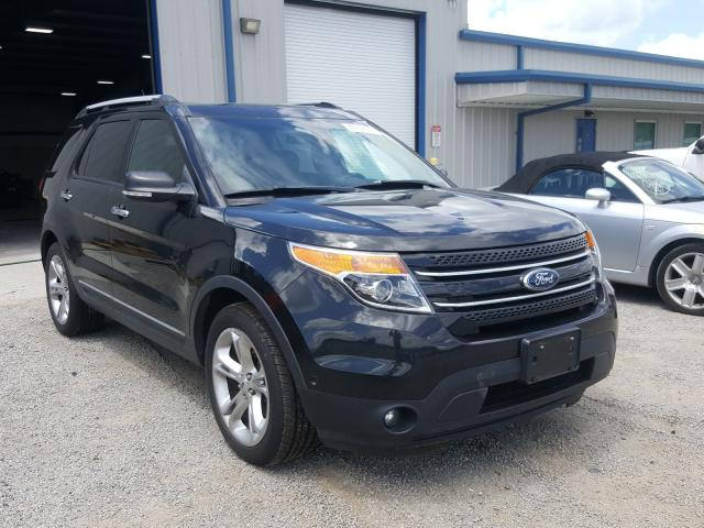 2013 Ford Explorer L for sale in Harleyville, SC