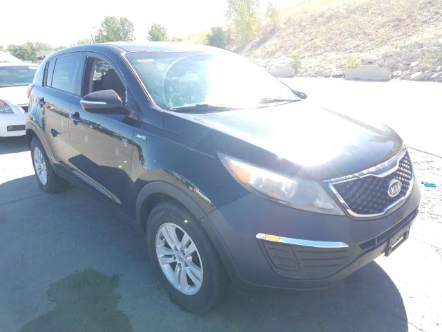 Vehiculos salvage en venta de Copart Littleton, CO: 2011 KIA Sportage L