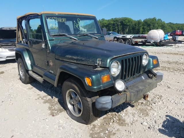Vehiculos salvage en venta de Copart West Warren, MA: 1999 Jeep Wrangler