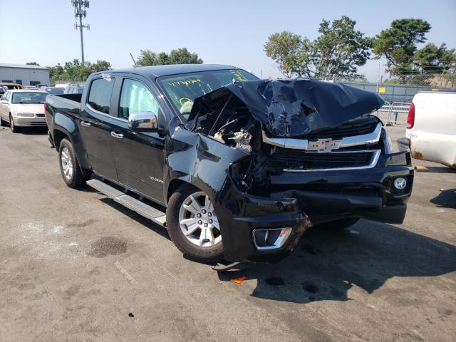 Vehiculos salvage en venta de Copart Brookhaven, NY: 2018 Chevrolet Colorado L