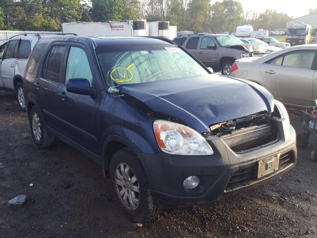 2005 Honda CR-V EX for sale in Pennsburg, PA