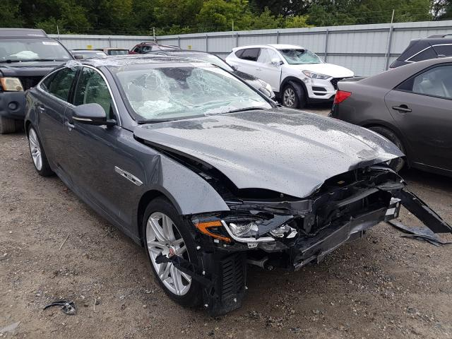 Jaguar salvage cars for sale: 2017 Jaguar XJ