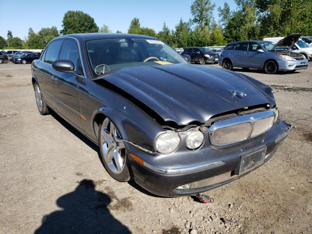 Jaguar salvage cars for sale: 2005 Jaguar XJ8 L