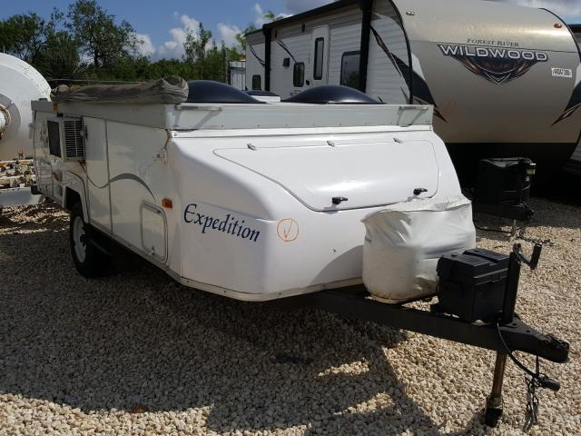 Other Camper salvage cars for sale: 2005 Other Camper