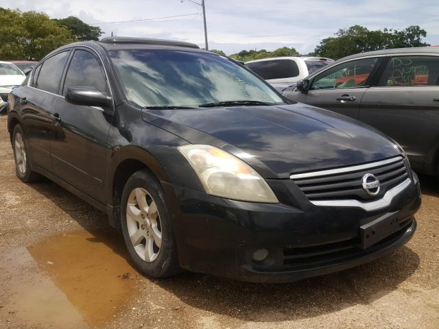 Salvage cars for sale from Copart Kapolei, HI: 2009 Nissan Altima 2.5