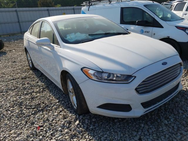 Salvage cars for sale at Memphis, TN auction: 2013 Ford Fusion SE