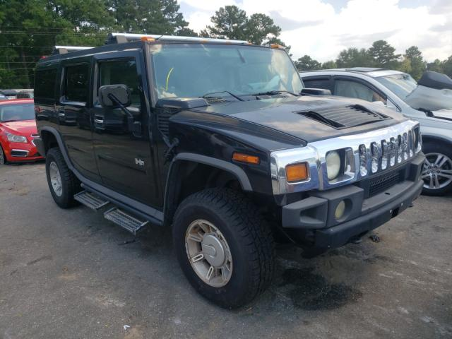 Hummer H2 salvage cars for sale: 2003 Hummer H2