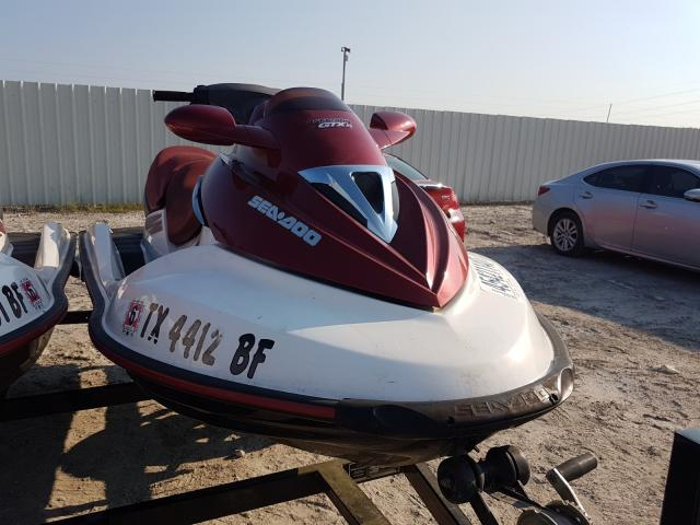 Salvage cars for sale from Copart Houston, TX: 2003 Seadoo Jetski