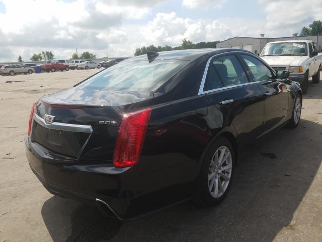 2017 Cadillac CTS | Vin: 1G6AP5SXXH0158092