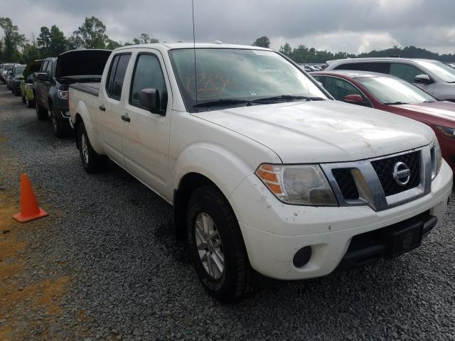 Nissan salvage cars for sale: 2015 Nissan Frontier S
