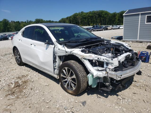 Vehiculos salvage en venta de Copart West Warren, MA: 2019 Acura TLX