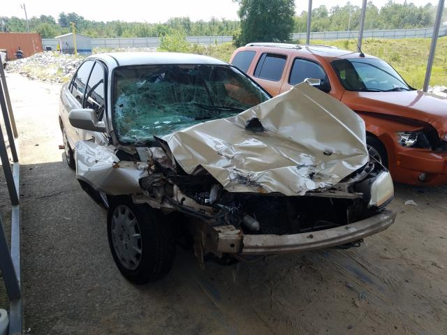 Salvage cars for sale from Copart Gaston, SC: 2001 Honda Accord LX