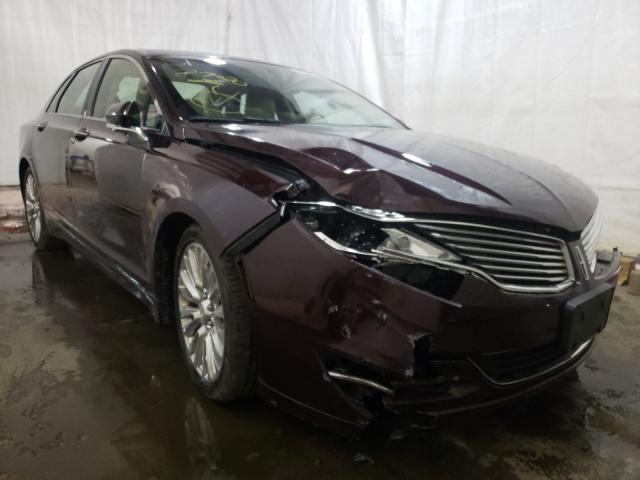 Salvage cars for sale from Copart Central Square, NY: 2013 Lincoln MKZ