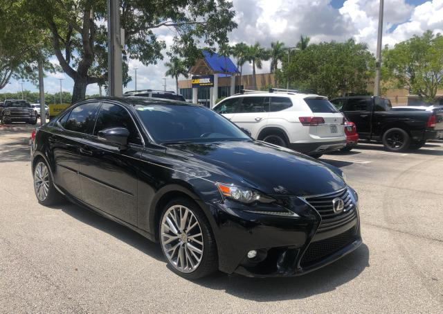 Lexus IS 250 salvage cars for sale: 2015 Lexus IS 250