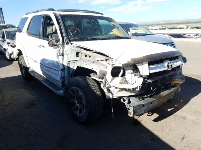 Salvage cars for sale from Copart Albuquerque, NM: 2006 Toyota Sequoia LI