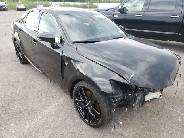Salvage cars for sale from Copart Central Square, NY: 2018 Lexus IS 300