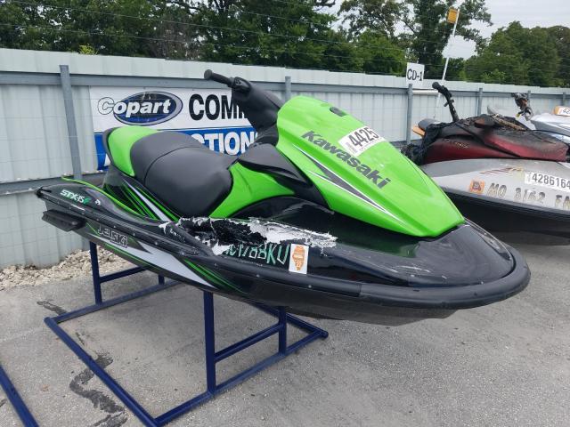 Salvage 2016 Kawasaki JT150-AGF for sale