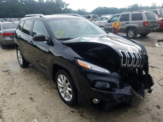 Salvage cars for sale from Copart Ocala, FL: 2014 Jeep Cherokee L