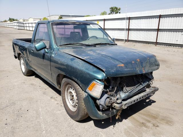 Salvage cars for sale from Copart Bakersfield, CA: 1992 Toyota Pickup 1/2