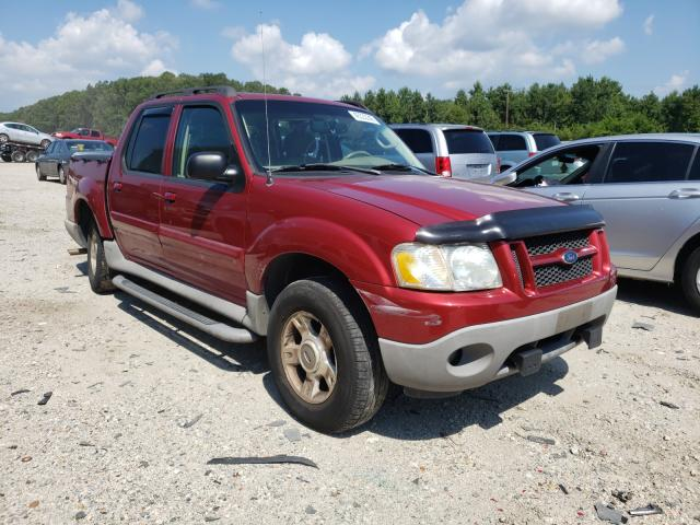 Salvage cars for sale from Copart Hampton, VA: 2003 Ford Explorer S