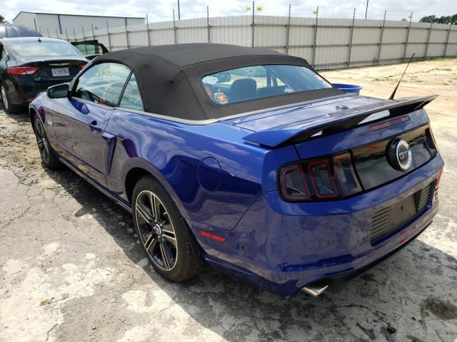 купить 2014 FORD MUSTANG GT 1ZVBP8FF3E5206516