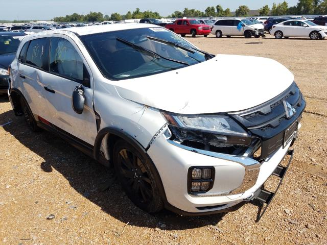 Salvage cars for sale from Copart Bridgeton, MO: 2020 Mitsubishi Outlander