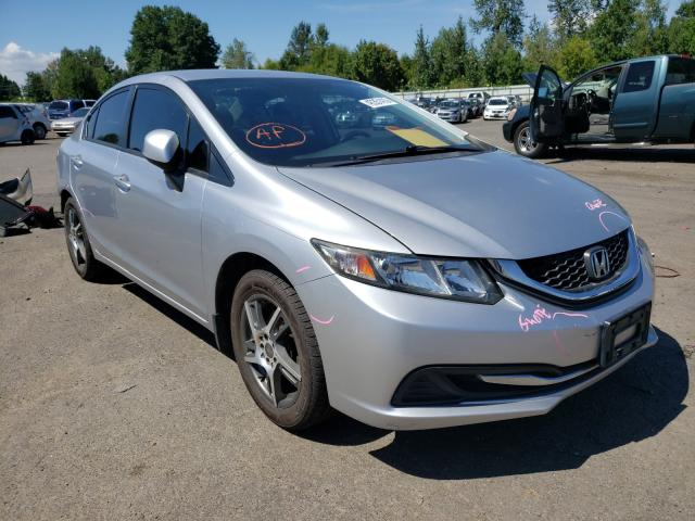 Honda salvage cars for sale: 2013 Honda Civic LX