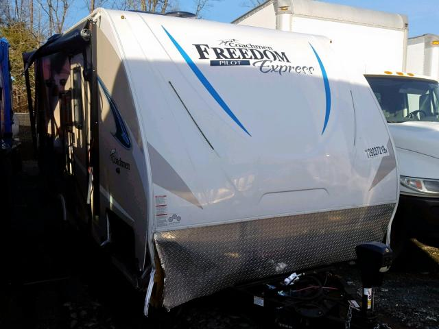 Coachmen Freedom salvage cars for sale: 2019 Coachmen Freedom