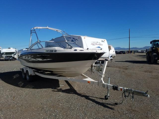 Bayliner salvage cars for sale: 2009 Bayliner Boat