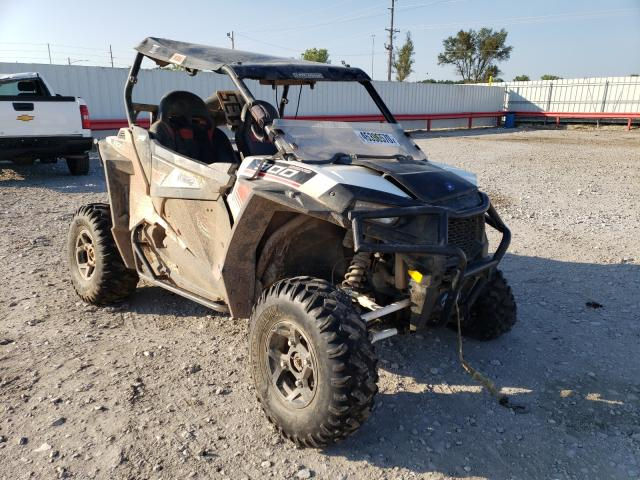 Salvage cars for sale from Copart Des Moines, IA: 2015 Polaris RZR S 900