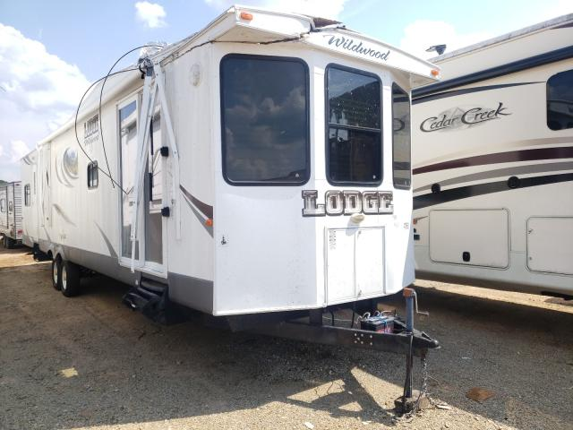 Wildcat salvage cars for sale: 2013 Wildcat Travel Trailer