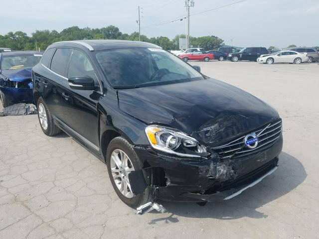 Volvo XC60 T5 PR salvage cars for sale: 2015 Volvo XC60 T5 PR