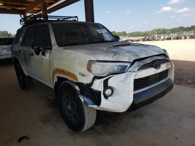 Salvage cars for sale from Copart Tanner, AL: 2020 Toyota 4runner SR