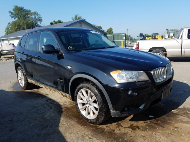 BMW salvage cars for sale: 2014 BMW X3 XDRIVE2