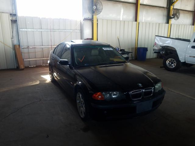BMW salvage cars for sale: 2001 BMW 325 I