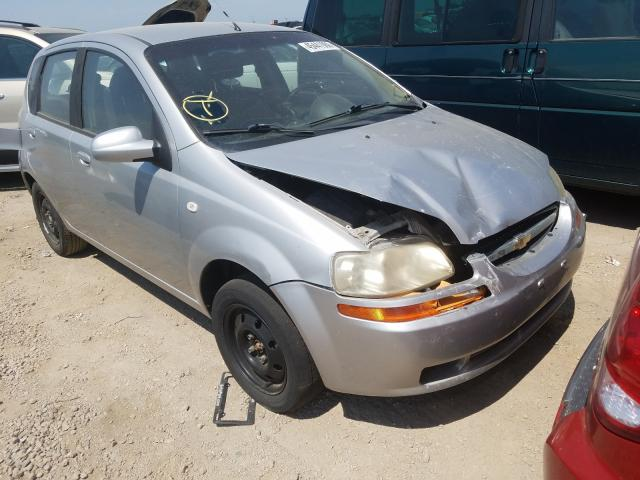 2007 Chevrolet Aveo Base for sale in Brighton, CO