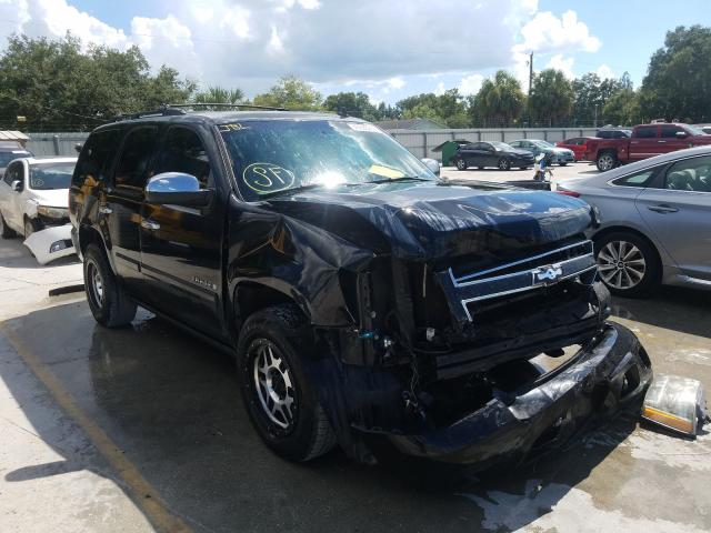 Salvage cars for sale from Copart Punta Gorda, FL: 2007 Chevrolet Tahoe C150