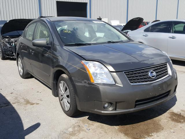 Salvage cars for sale from Copart Apopka, FL: 2009 Nissan Sentra 2.0