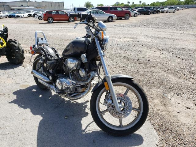Salvage cars for sale from Copart Mercedes, TX: 1993 Yamaha XV750