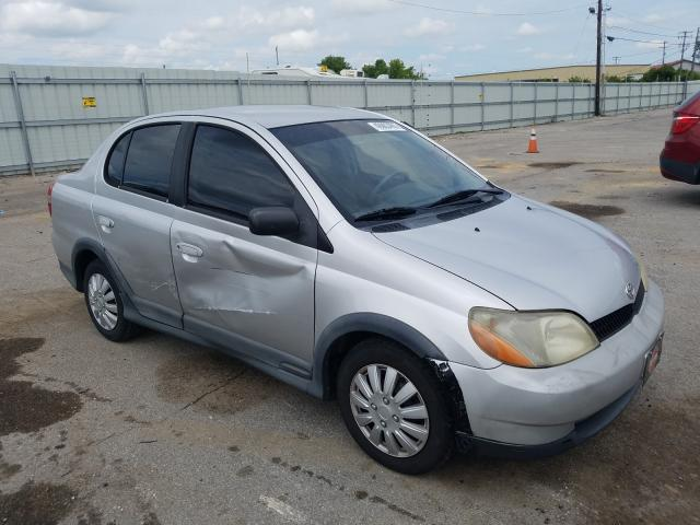 Toyota Echo salvage cars for sale: 2000 Toyota Echo