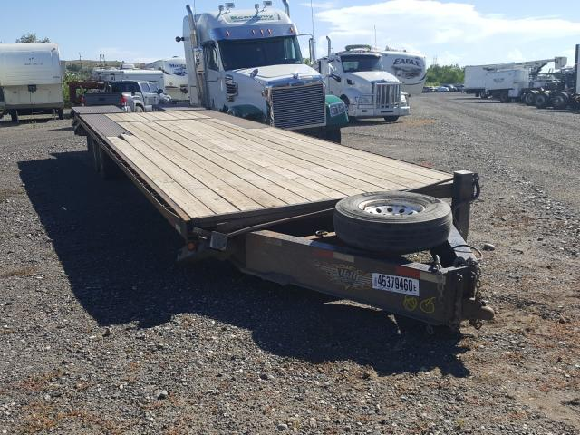 H&H Trailer salvage cars for sale: 2008 H&H Trailer