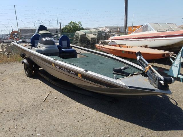 Tracker salvage cars for sale: 2000 Tracker Targa Boat