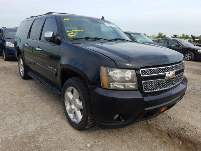 Vehiculos salvage en venta de Copart Kansas City, KS: 2008 Chevrolet Suburban K