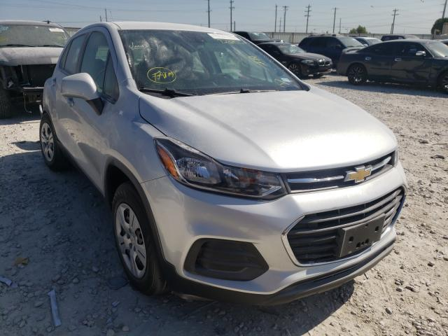 Salvage cars for sale from Copart Haslet, TX: 2018 Chevrolet Trax LS
