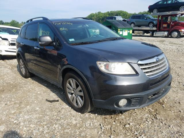 Vehiculos salvage en venta de Copart West Warren, MA: 2008 Subaru Tribeca LI
